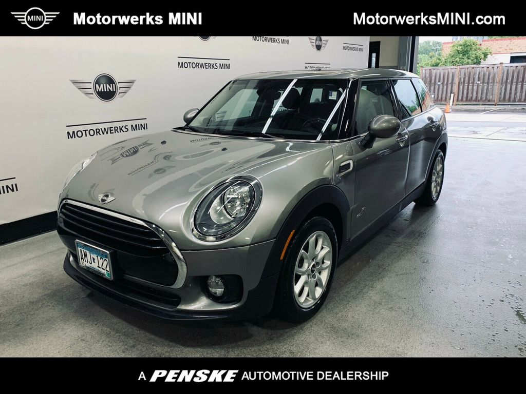 Pre-Owned 2017 MINI Cooper Clubman ALL4